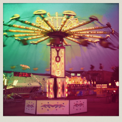 Carnival Ride, YoYo
